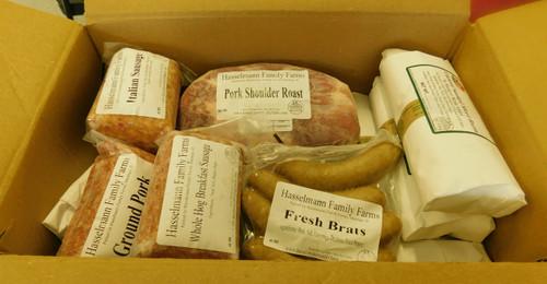 25 LB Berkshire Pork Package