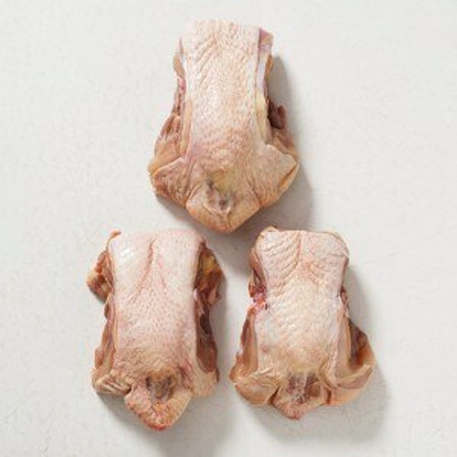 20 lbs chicken backs (great for stocks & soups!)