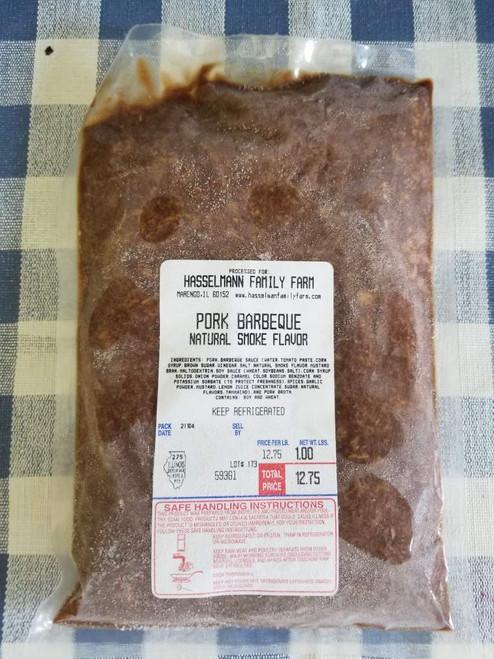 Pork Barbecue ($12.75/lb)