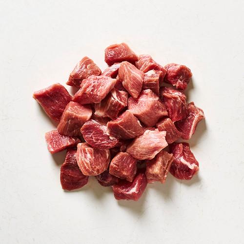 Pork Stew Meat ($7.50/lb)