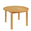 """Charlotte 48"""" Round Dining Table"""