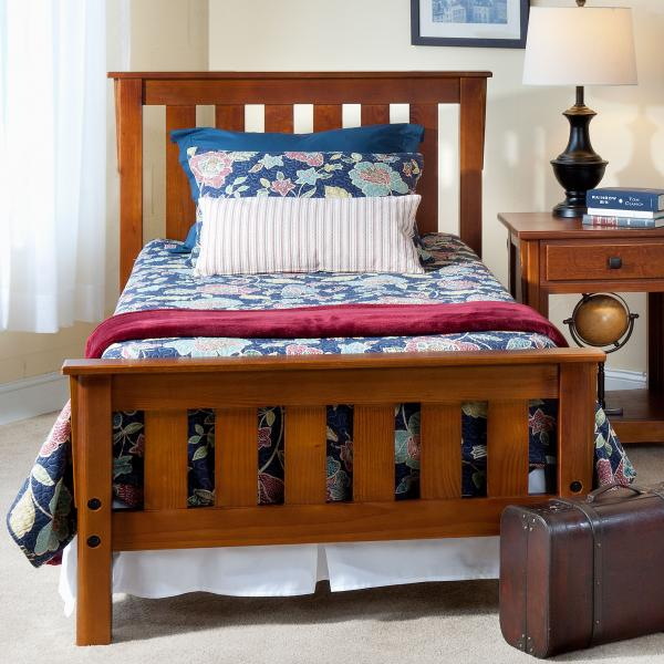 Artisan Twin Bed