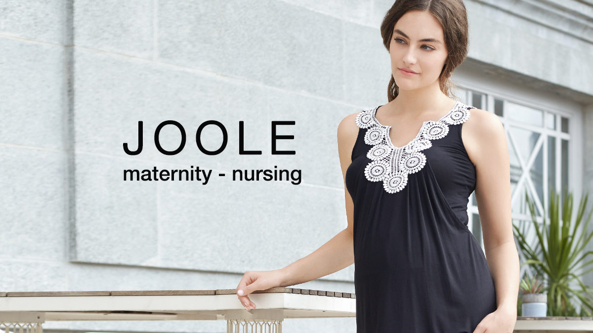 Joole Maternity-Nursing Dress -by Mothers en Vogue