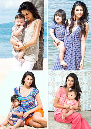 The Mothers en Vogue Mom & Tot collection