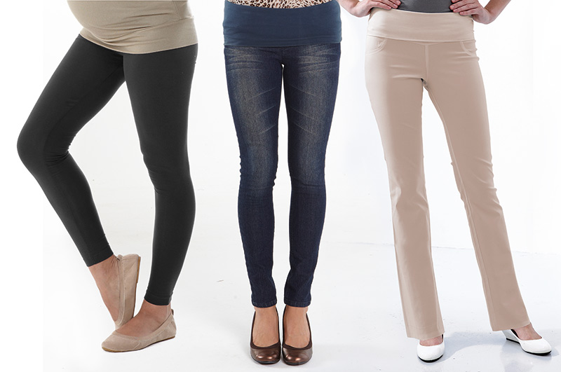MEV Maternity Jeans and Pants