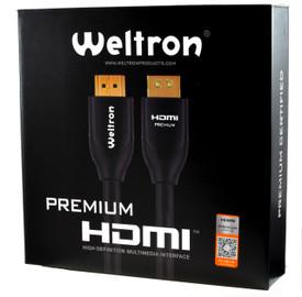 Certified Premium HDMI Cable
