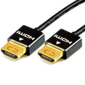 Low Profile HDMI Cables
