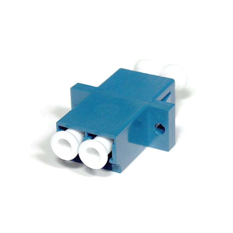 LC/LC Duplex Fiber Coupler Ceramic