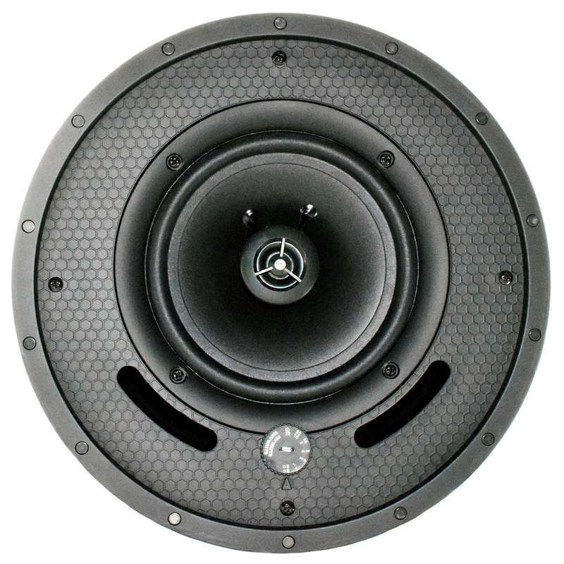 6.5IN FRAMELESS CEILING SPEAKER - 50W RMS [70V]