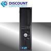 Fast Dell Optiplex Windows 10 Home Desktop Computer Dual Core 6GB 160GB DVD WIFI