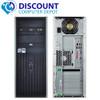 HP Core 2 Duo Tower Desktop Computer PC
