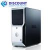 Dell Precision T1600 Workstation Computer PC Core i3 8GB 500GB Windows 10 Pro