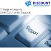 "Dell 960 Desktop Computer Tower C2D 3.0 8GB 500GB 19""LCD Windows 10 Wifi DVD-RW"
