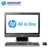 "HP 6300 21.5"" HD All In One Desktop Computer PC Core i5 4GB 500GB Windows 10"