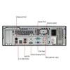 "Lenovo M58 Core 2 Duo 2.1GHz 1st gen Desktop 4GB RAM 250GB Reg SATA Win 10 Home 19"" LCD"