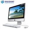 "Apple iMac 21.5"" Desktop Computer Core 2 Duo 3.06GHz 4GB Ram 1TB Mac OS El Capitan MC413LL/A w/ Keyboard & Mouse"