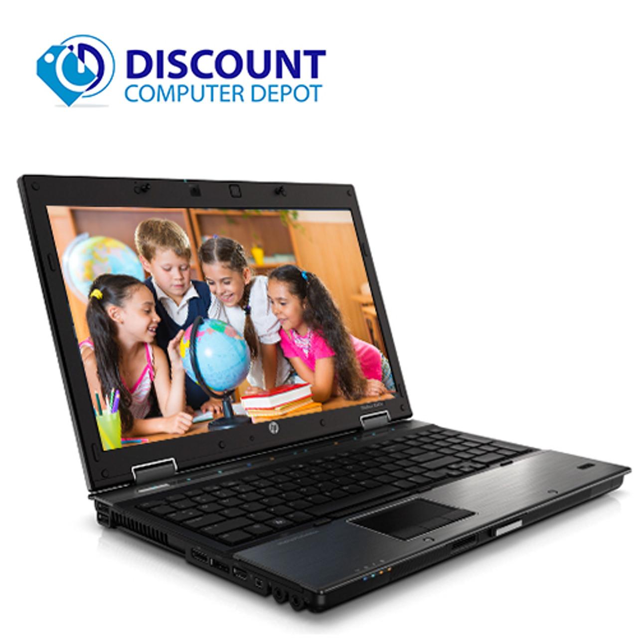 HP Elitebook 8540w 15 6
