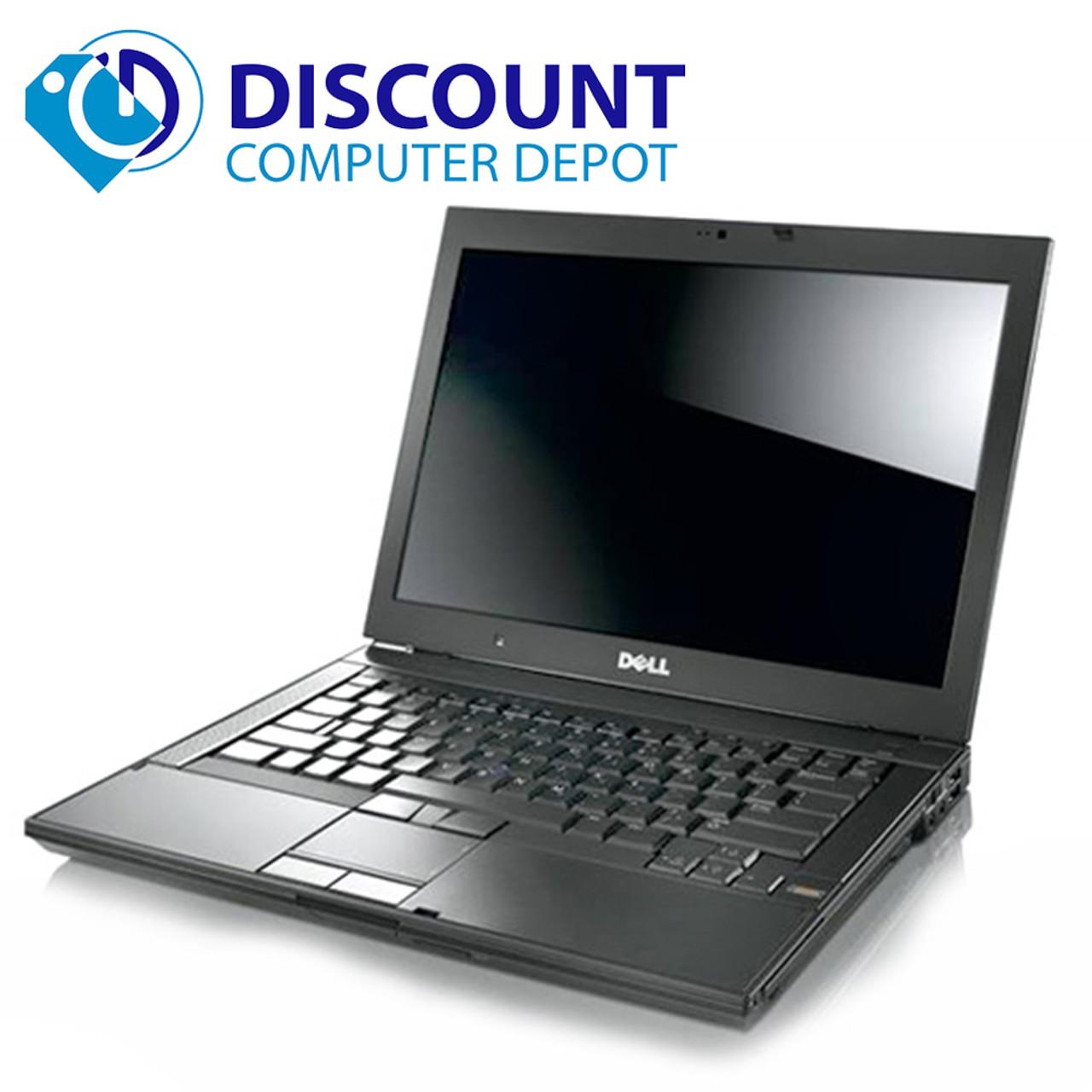 Dell Latitude E6400 Laptop Notebook Windows 10-64 bit 2 4 GHz Core 2 Duo  4GB 160GB WIFI