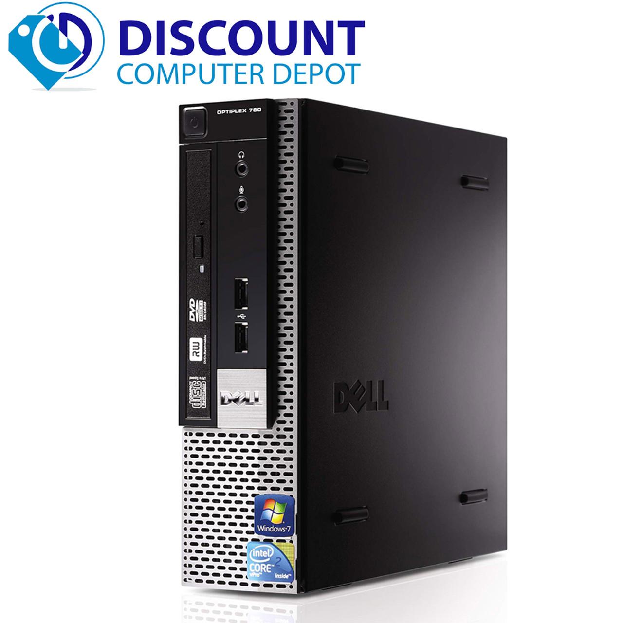 Dell Optiplex 780 Desktop Computer PC C2D 3 0GHz 4GB 500GB Windows 10 and  WIFI