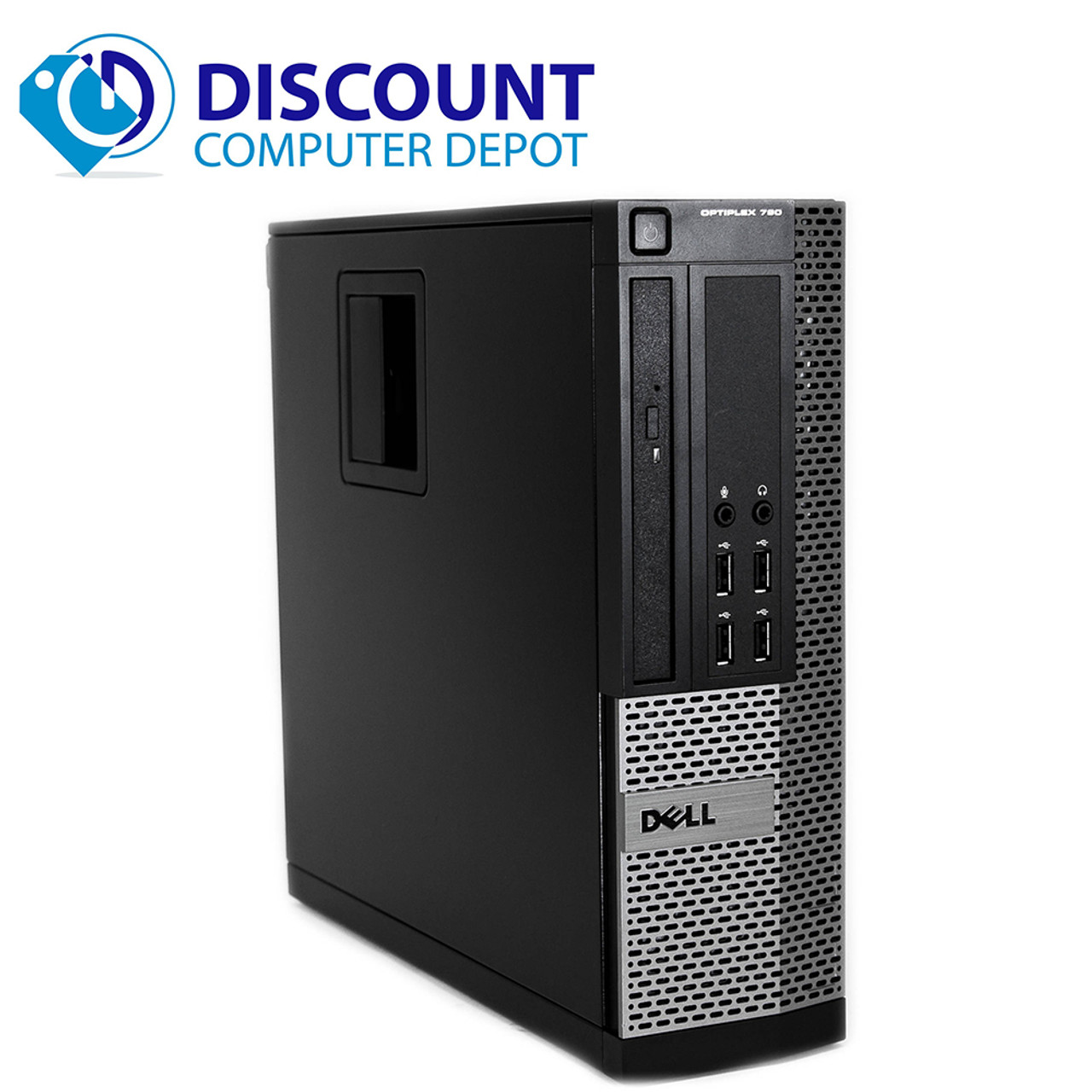 Dell Optiplex 790 Desktop Computer PC Quad i5 8GB 1TB 3 1GHz Windows 10 Pro  and WIFI