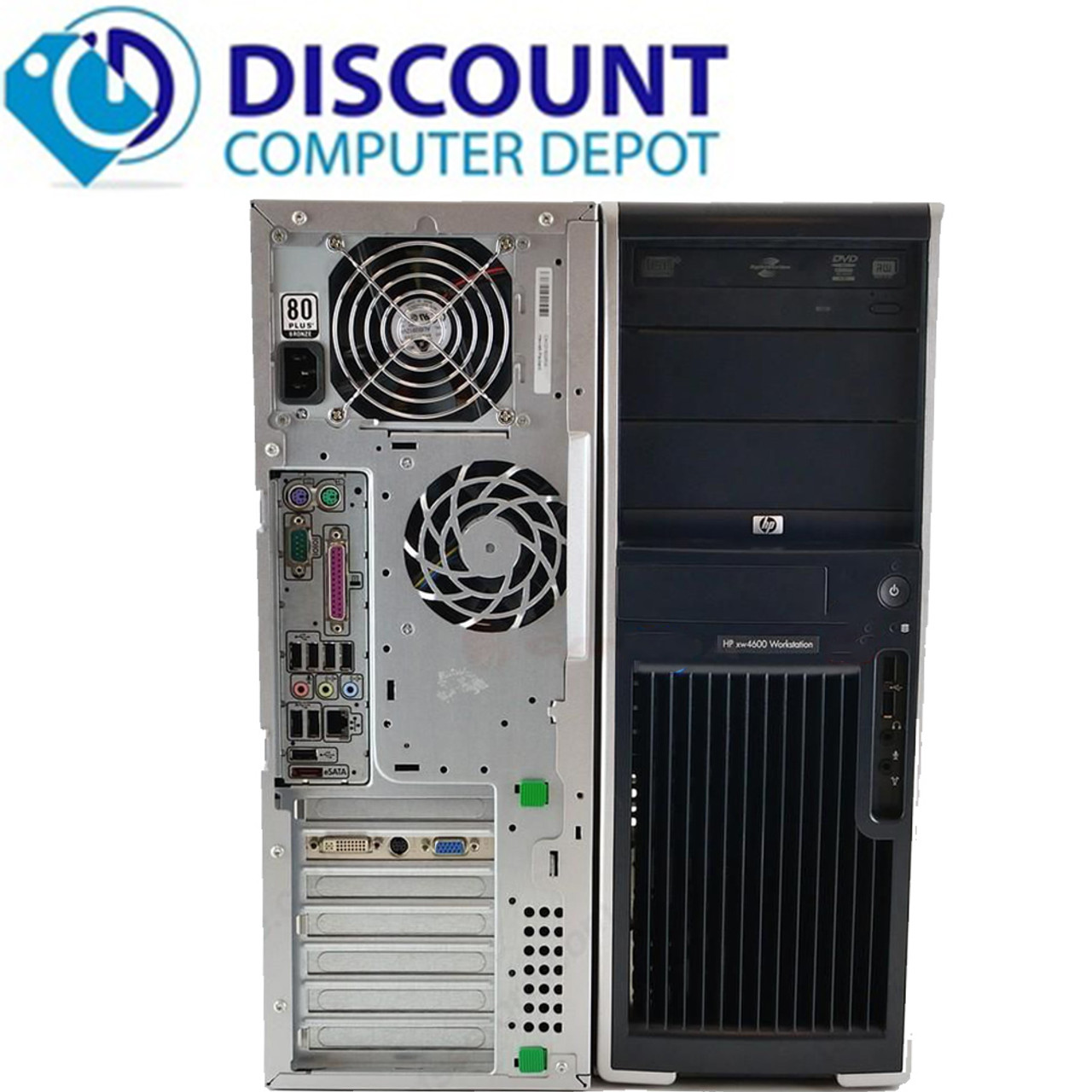 HP XW4600 WORKSTATION DRIVER FOR WINDOWS