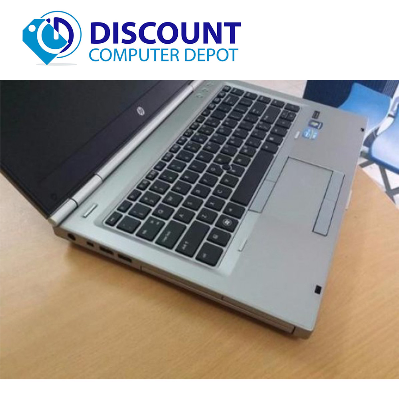 HP Elitebook Windows 10 Pro Laptop Notebook PC i5 3rd Gen 2 6GHz 4GB 320GB  and WIFI