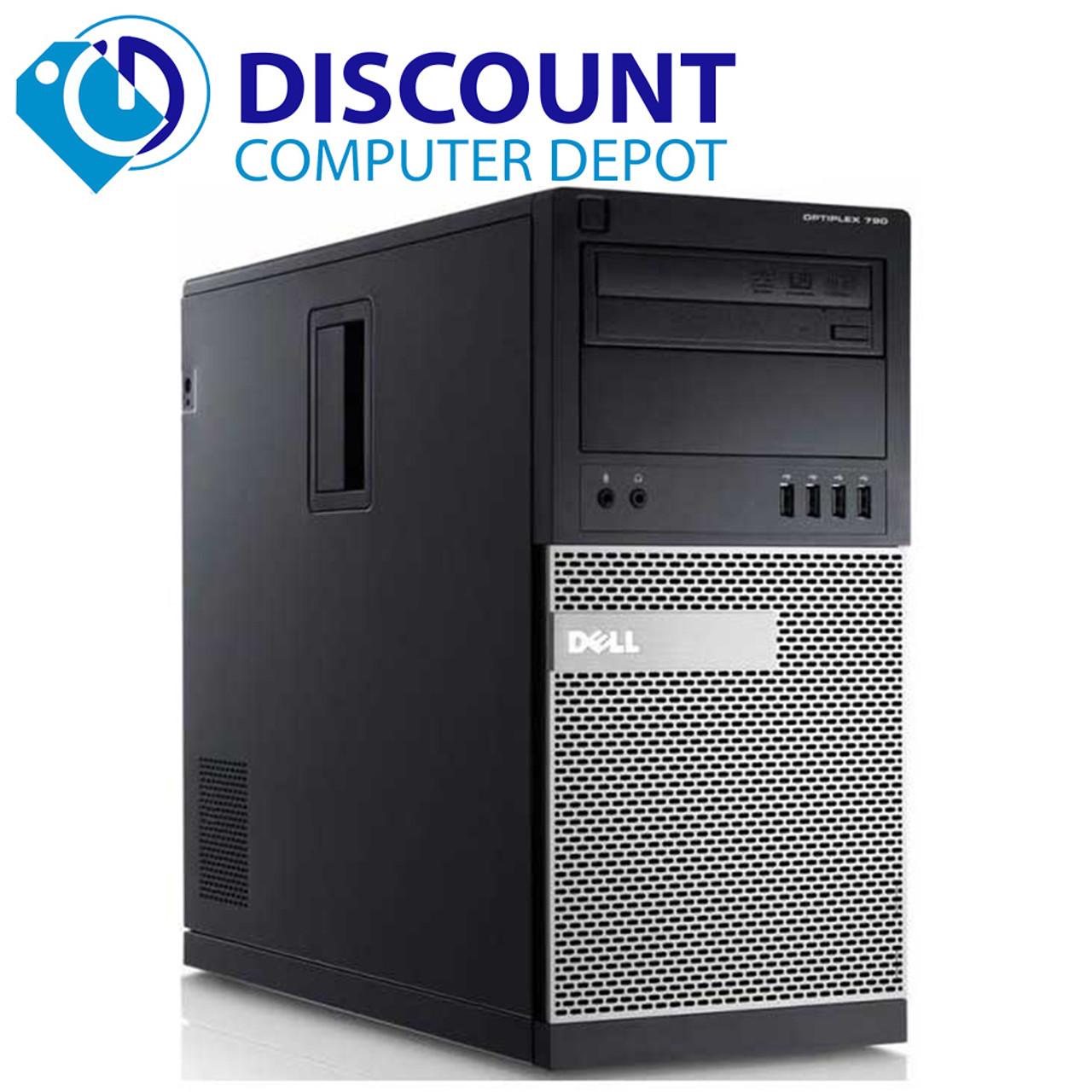 Verwonderend Dell Optiplex 790 Desktop PC Quad i5 Windows 10 3.1GHz 4GB 320GB XY-06