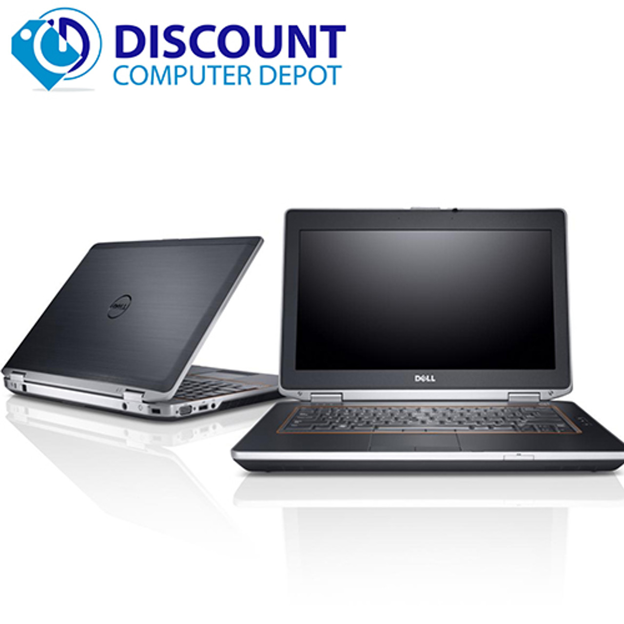 Dell Latitude 14 Windows 10 Laptop Notebook Pc I5 25ghz 2nd