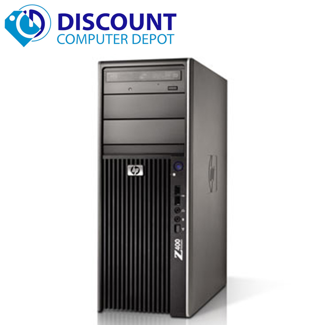 HP Z420 Workstation Desktop Computer PC Intel Xeon 2 8GHZ 8GB 1TB Win10 Pro  and WIFI