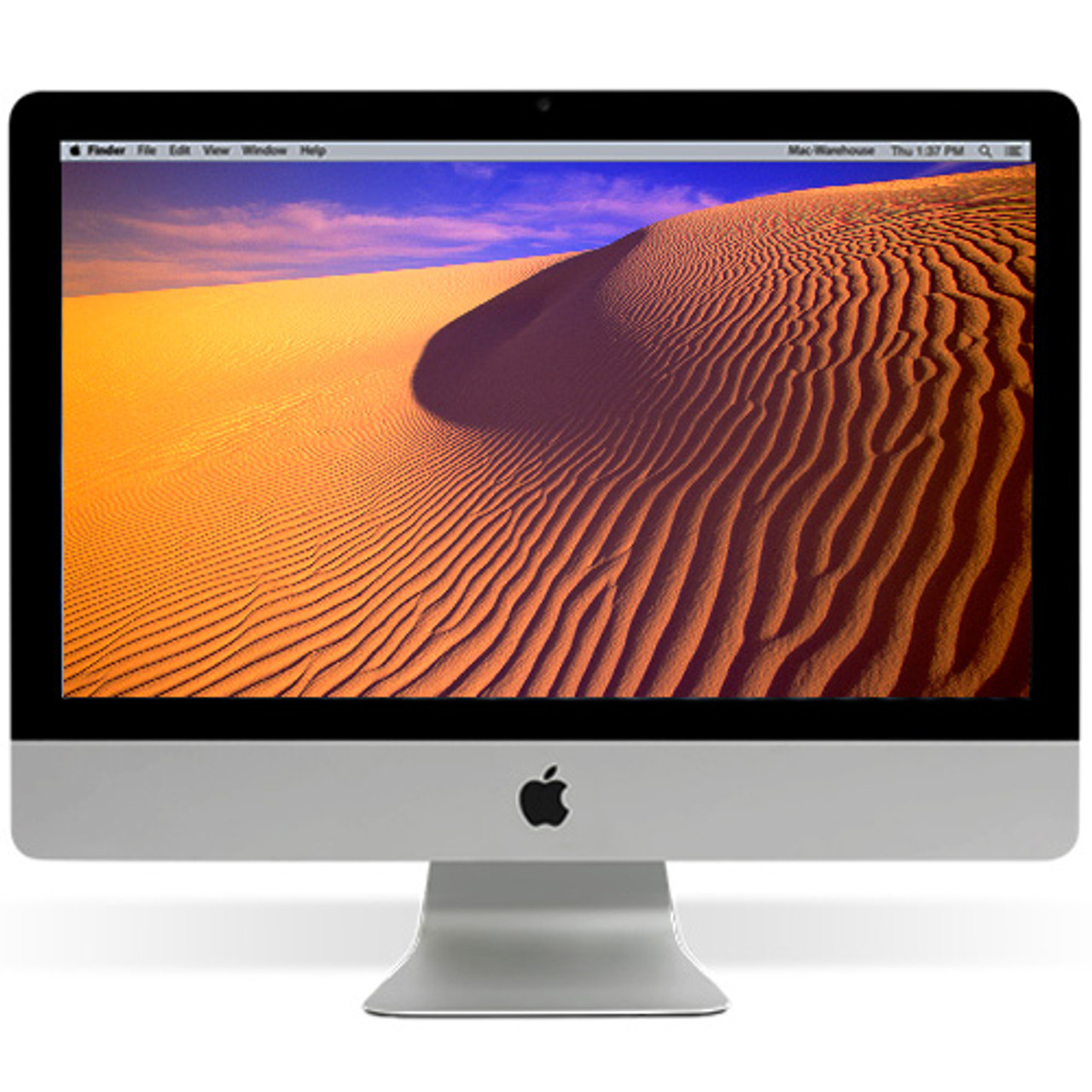 Apple Imac 21 5 All In One Computer Core 2 Duo 3 06ghz 4gb 500gb
