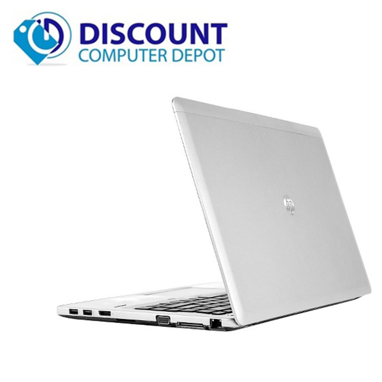 a100259f78dc HP EliteBook Folio 9470M Core i5 Laptop PC 8GB 180GB SSD Windows 10 Pro