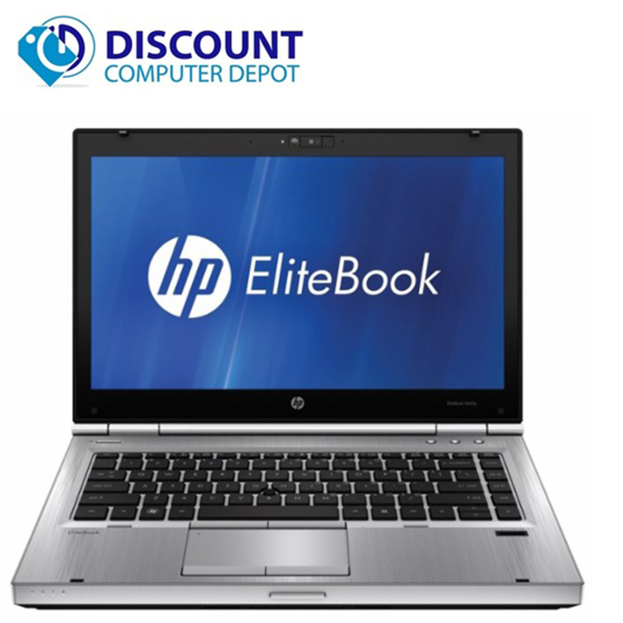 HP Elitebook 8470p Windows 10 Pro Laptop Notebook PC i7 Quad