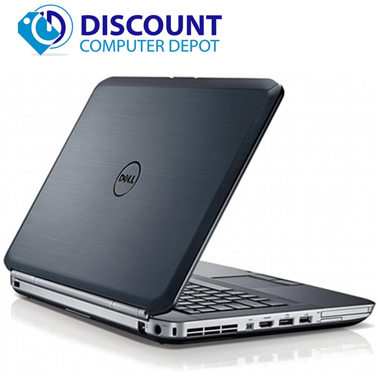 Dell Laptop Latitude E Series Windows 10 i5-2nd Gen 4GB RAM DVD WIFI  Computer