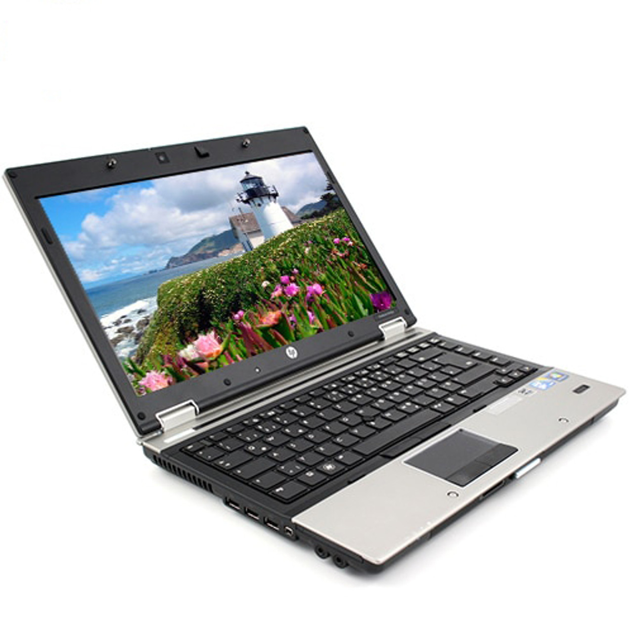 HP Laptop EliteBook Series Windows 10 i5-1st Gen 4GB RAM DVD WIFI Computer  PC
