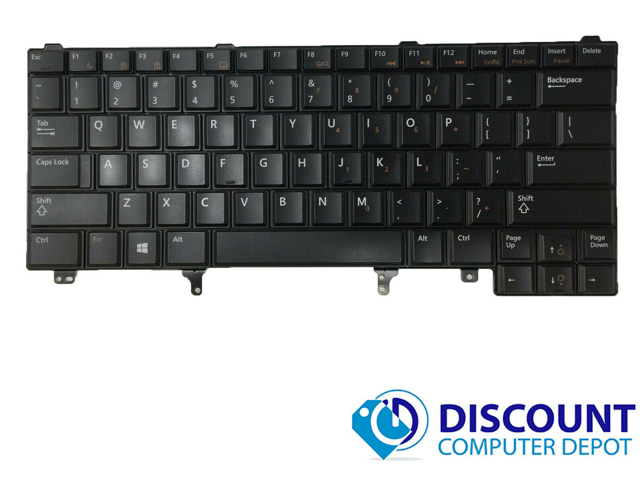 NSK-DVCUC Dell Latitude E5420 Laptop Keyboard DP//N 0PD7Y0 Model