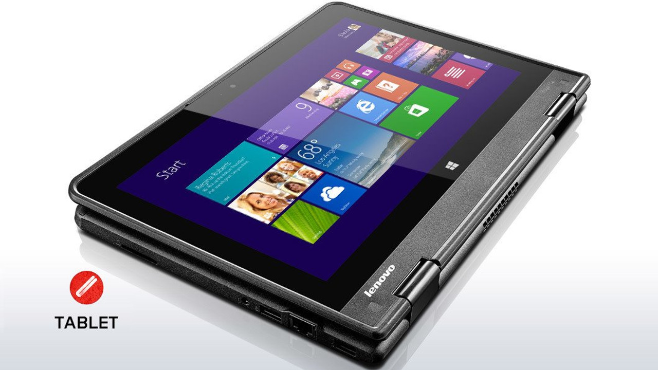 Touch Screen Lenovo Yoga 2-in-1 | 11