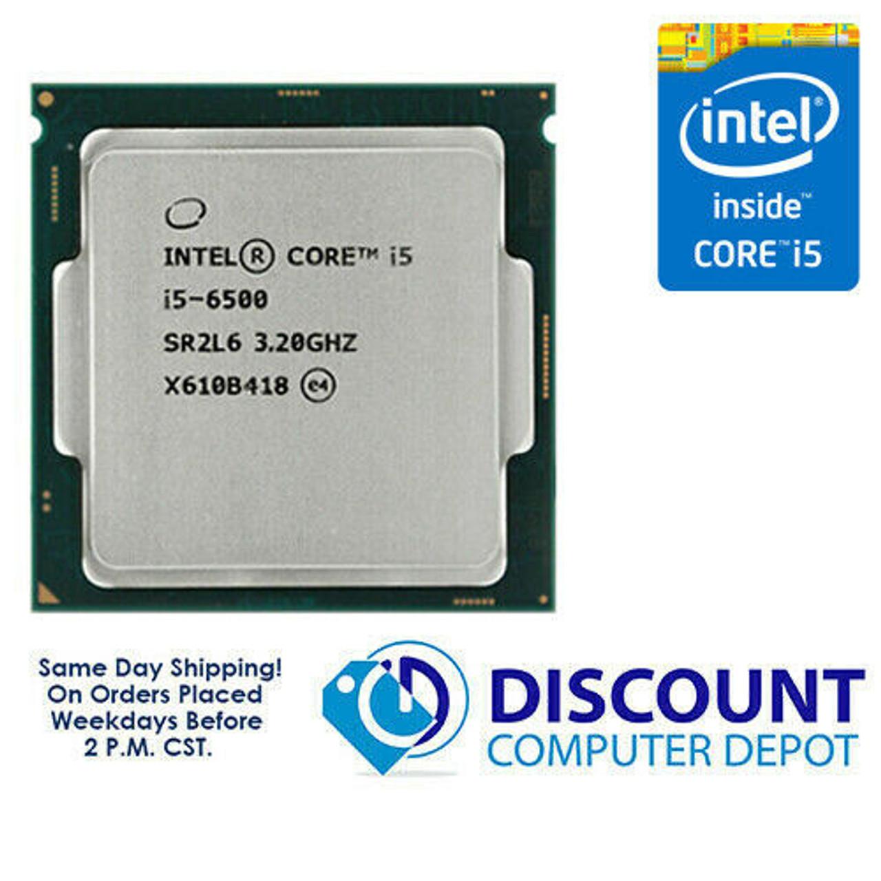 Intel Core i5-6500 3.2GHz Processor CPU Desktop LGA1151Socket