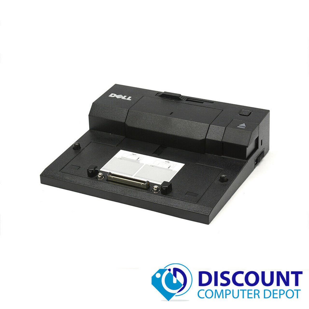 LOT 10 DELL E-Port II USB 3.0 Latitude Precision Laptop Dock Station Replicator