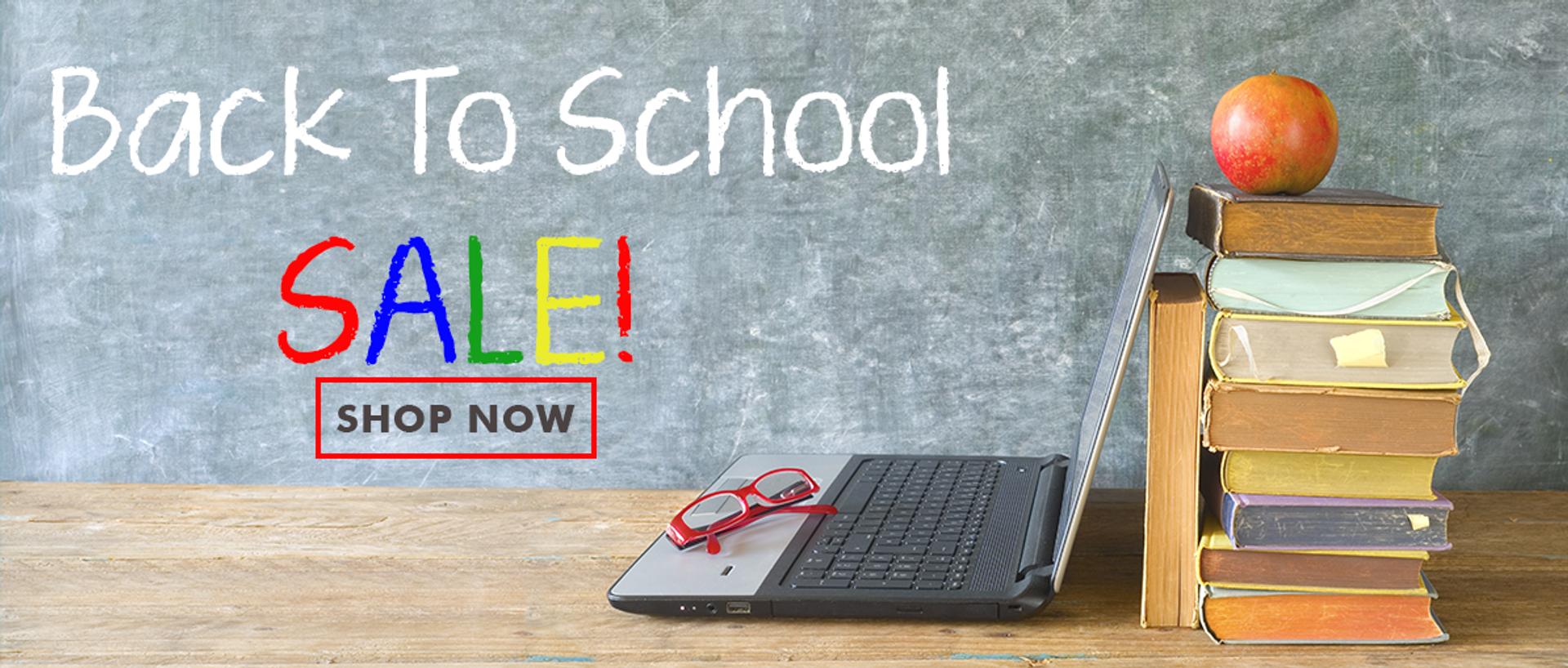 Back To School Laptop Sale!
