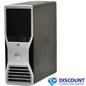 Dell Precision T3400, 8GB, 1TB Windows 10 Pro