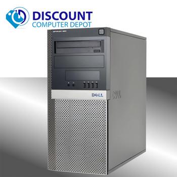 "Dell Optiplex 960 Desktop Computer 3.0GHz 8GB 1TB Windows 10 17"" LCD DVD-RW"