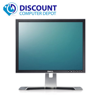 "Dell UltraSharp 1707-1708 17"" Desktop Computer PC LCD Monitor (Grade-A)"