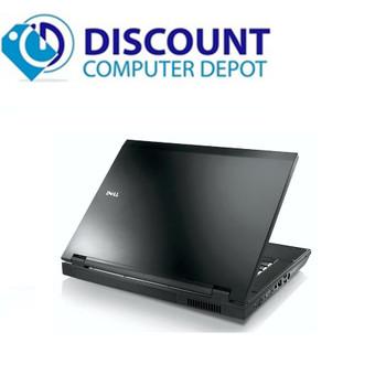 Fast Dell Laptop E6500 Windows 10 Home Laptop PC Intel Core 2 Duo 4GB 250GB