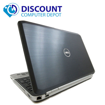 Dell Latitude E5530 Windows 10 Pro Laptop PC Intel i3 2.6GHz 4GB 250GB HDMI