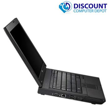 """Dell Latitude E5400 14.1"""" Windows 10 Laptop Computer PC Core 2 Duo 4GB 160GB DVDRW WiFi"""