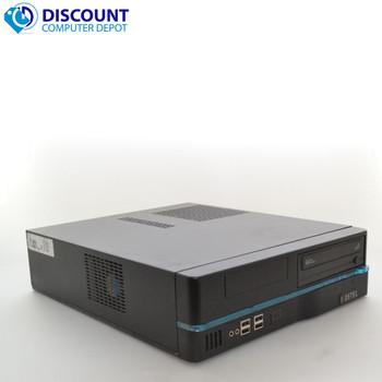 Fast Detel Desktop Computer Intel Core i3 3.1GHz Windows 10