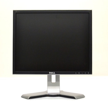 "Lot of 5 Dell Flat Screen LCD's 19"" Grade A"
