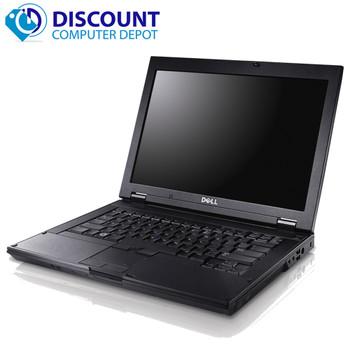 """Dell Latitude E5400 14.1"""" Windows 10 Laptop Computer PC Core 2 Duo 4GB 250GB DVDRW WiFi"""