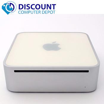 Apple Mac Mini A1176 Core Duo 1.83GHZ Desktop Computer Snow Leopard 2GB 160GB