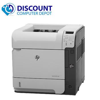 HP LaserJet M602n Monochrome Laser Printer